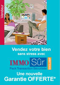 Vendeur - Vendez votre bien sans stress avec Immo de France