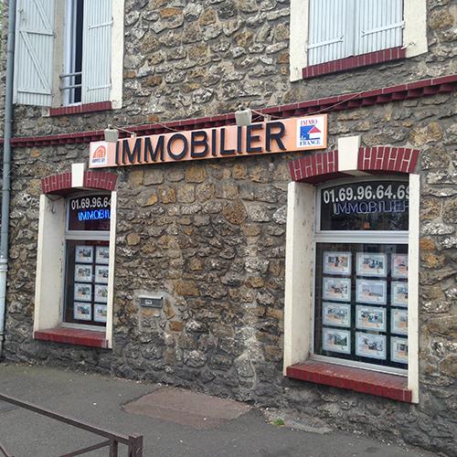Présentation de l'agence IMMO 91 à Viry Chatillon