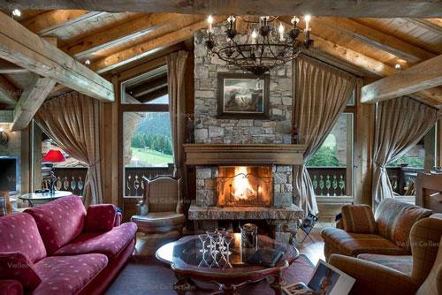 location chalet de luxe courchevel et m ribel vallat gestion h teli re. Black Bedroom Furniture Sets. Home Design Ideas