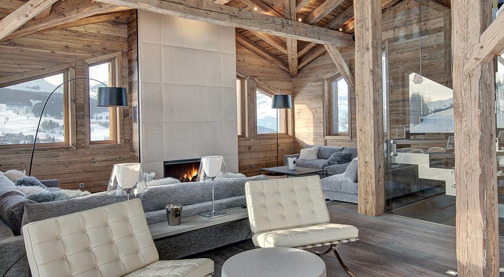 Megève Design d'intérieur, prestataire d'exception BARNES Mont-Blanc