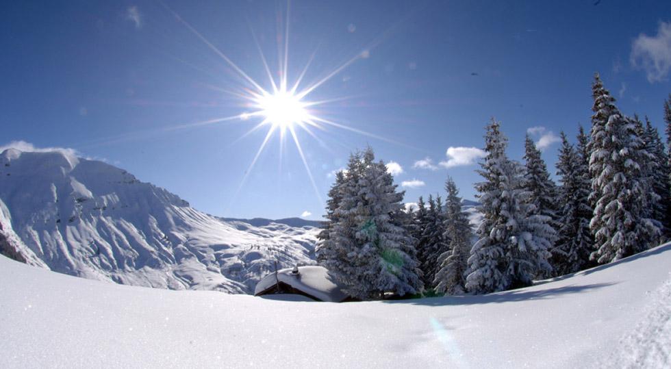 Biens exclusifs et projets à construire - Megève et région Mont-Blanc