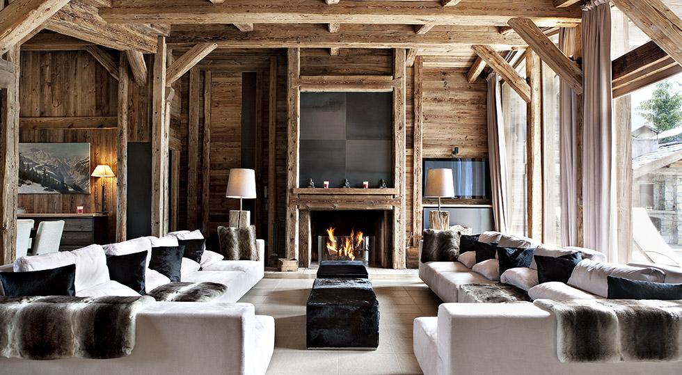 Gestion chalet et appartement prestige Megève et Chamonix