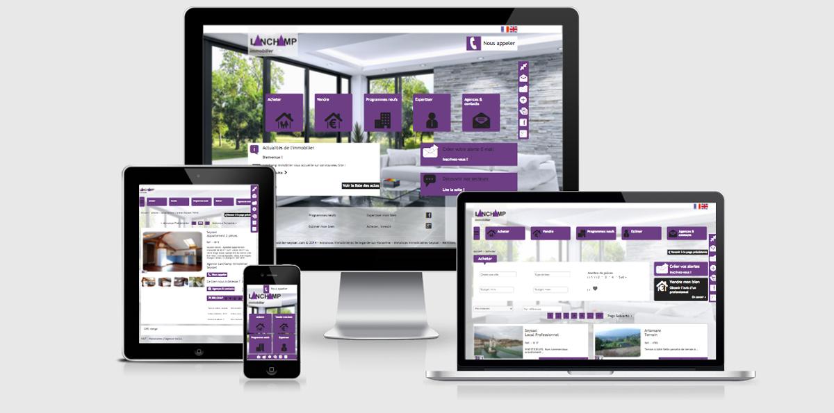 Lanchamp immobilier transaction et programmes neufs for Immobilier transaction