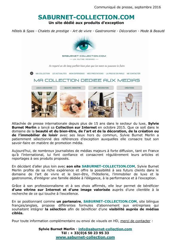 Souvent Me contacter - Spécialiste du luxe - Attachée de presse internationale RY24