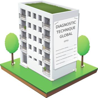 zoom sur le diagnostic technique global de la copropri t actualit s syndic de copropri t. Black Bedroom Furniture Sets. Home Design Ideas